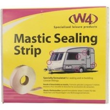 19mm Narrow Mastic Sealing Strip (5m Roll)
