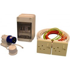 Mains Electric Installation Kit