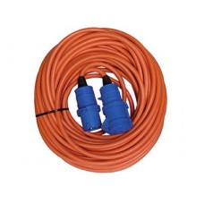 230v 25m Mains Electric Extension Cable