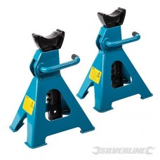 Axle Stand Set 2pce