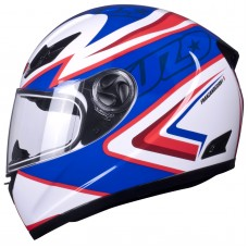 Tuzo Ghost Full Face Helmet Blue