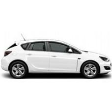Vauxhall Astra Standard Flange Towbar 2016-