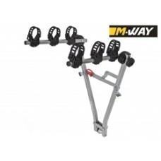 MWay Typhoon Towball Mount 3 Bike and Cradles
