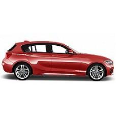 -BMW 1 Series 3 / 5 Door Hatchback (F20 / F21) 2011-2019 Vertical Detachable-