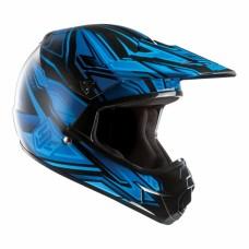 Fulcrum Blue Crash Helmet