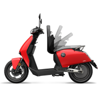 Super Soco CUX 1300W Electric Scooter