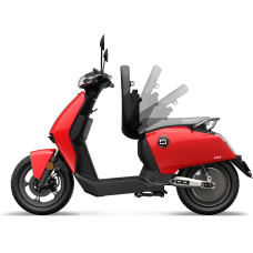 Super Soco CUX 1300W Electric Scooter