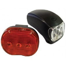 Cycle LED Light Set.