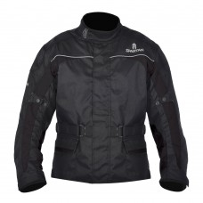 -Spartan Jacket All Black-