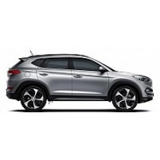 Hyundai Tucson 2018 - Detachable Towbar
