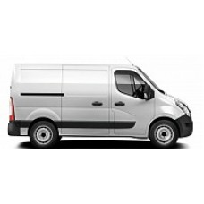 Renault Master Van FWD (With and Without Step) 2010-