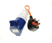 230 Volt UK mains Electric Hook Up Adapter