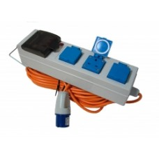 Mobile Mains Power Unit 230V 10A