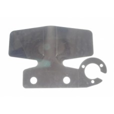 Stainless Steel Double Tow Tekta Plate ( Bumper Protection Plate)