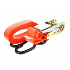 Ratchet Strap And Hooks 600kg GS 25MM x 4.5M