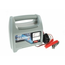 Battery Charger 6 Amp 12Volt up to 1800cc