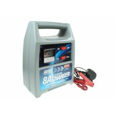Battery Charger 8 Amp 6 Volt or12volt 1800cc Plus