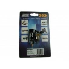 12 Volt 1 Pole Socket and Plug