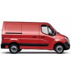 Nissan NV400 Van FWD (With and Without Step) 2011-