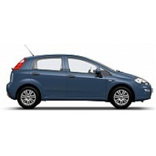 Fiat Grande Punto2006 > 2010  Towbar