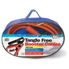 Booster Cable 3 Metre Length- 16mm 2 Tangle Free