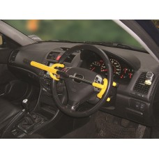 -Jumbo Steering Wheel Lock -