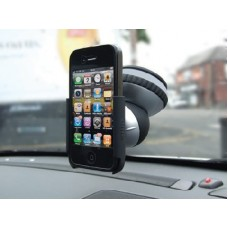 360º Adjustable Window Fit Gadget/Phone Holder