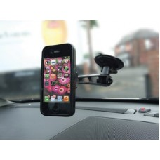 360º Long Armed Window Fit Phone Holder