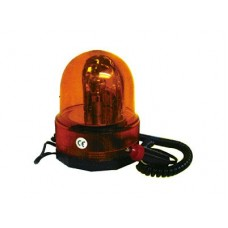 12 volt Breakdown Lamp With Rotating Beacon (Amber)