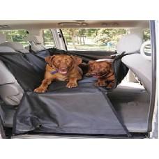 Universal Fit-Car Rear Seat Pet Cradle