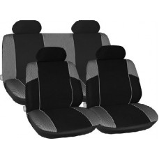 Racing Style Full Seat Cover Set