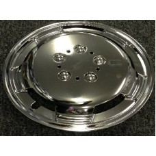 Chrome Extra Deep Dish Wheel Trims/Covers