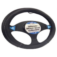 Black  Steering Wheel Glove