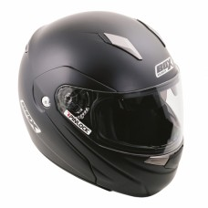 Lightweight Synthetic Motorcycle Full-Face Crash Helmet