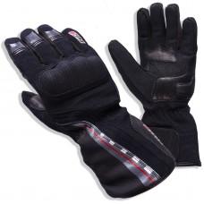 Tuzo 1038 Black Waterproof Motorcycle Gloves