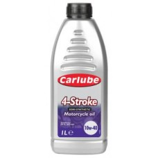4 Stroke Semi Synthetic Motorcycle Oil