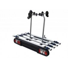 M Way Foxhound Towball Mounted 4 Cycle Carrier