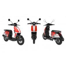 Super Soco CUX 1300W Electric Ducati Scooter