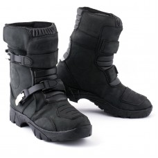 -Tuzo Adventure Short Boots-