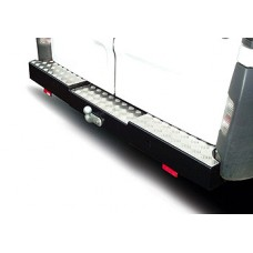 Rear Step Towing Bumper Black Sprinter Mk3/Crafter SWB/MWB/LWB 09>