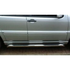 Strona Mercedes ML Stainless Steel Side Steps (1998 to 2006)