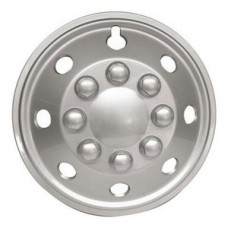 Silver Van Wheel Trims/Covers