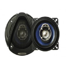 Urban Audio Pair 4in 3 Way 8oz Magnet Car Speakers
