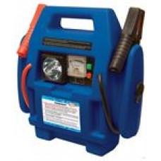 Battery Jump Starter & Tyre Air Compressor