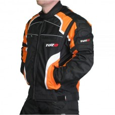 Tuzo TZ-44 Terrain Motorcycle Jacket Orange