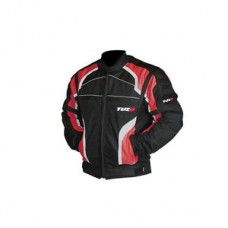 Tuzo TZ-44 Terrain Motorcycle Jacket Red