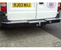 Ford Transit  MK 3,4,5,6,7,Rear Step Bumper Towbar