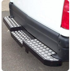 Ford Transit Heavy Duty Rear Step Towing Bumper 03 To 2010